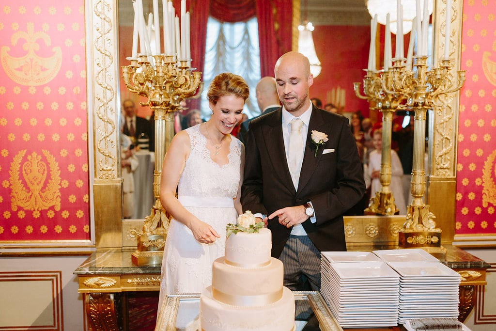 Wedding Albertina Vienna